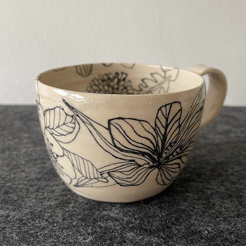 Wildflower Blossom Mug