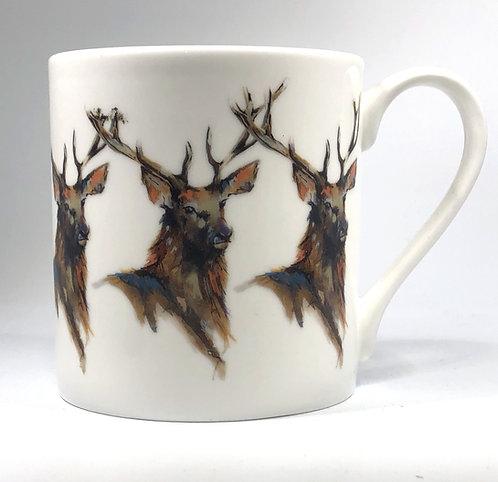Logan Bone China Mug