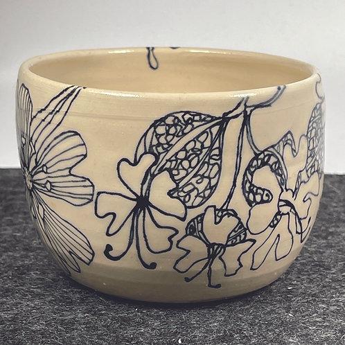 Wildflower Bladder Campion pot