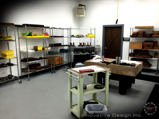 Quality Department at Innovative Design, Inc.