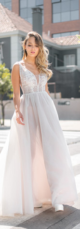 Fabia gown