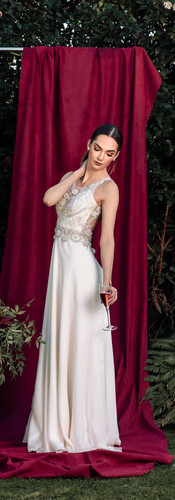 Taddy gown