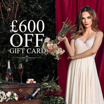 £600 discount on any Dress! only for