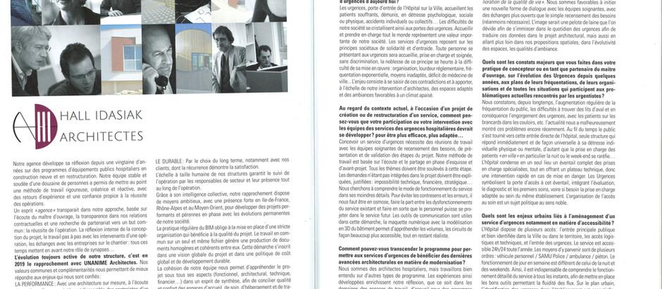 Architecture Hospitalière : Hors Série Urgences