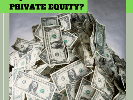 Startup: O que é Private Equity?