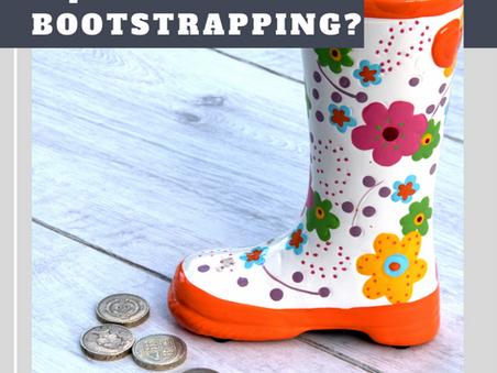 Startup: O que é BOOTSTRAPPING?