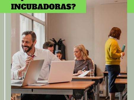 Startup: O que são INCUBADORAS?
