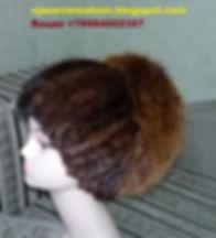Вязание мехом. Вязаная норка. Мех лисы и чернобурки. Женские шапки. Работы Милы Федюковой, интернет-магазин и мастер класс.