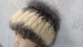 Новости из интернет-магазина по вязанию мехом появились новинки.