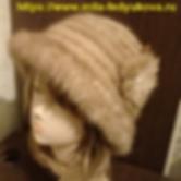 Норковая шляпа. Вязание мехом. Вязаная норка. Мех лисы и чернобурки. Женские шапки. Работы Милы Федюковой, интернет-магазин и мастер класс.