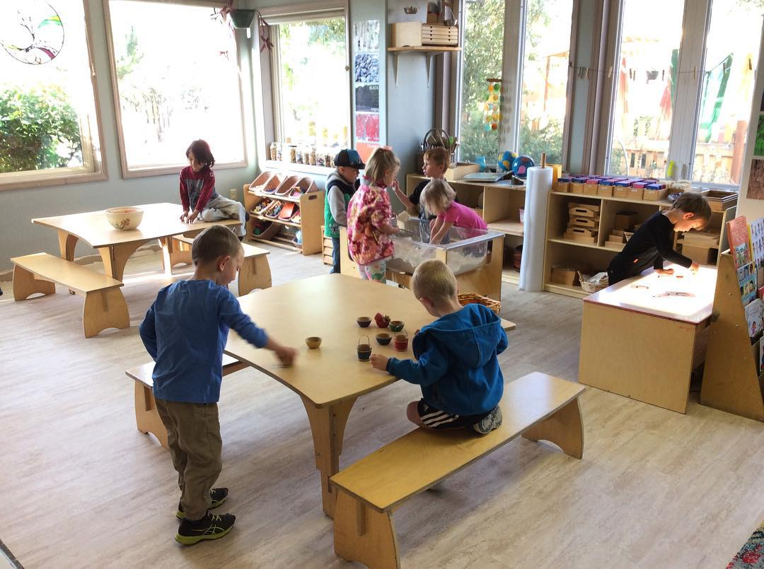 4-5 year old classroom