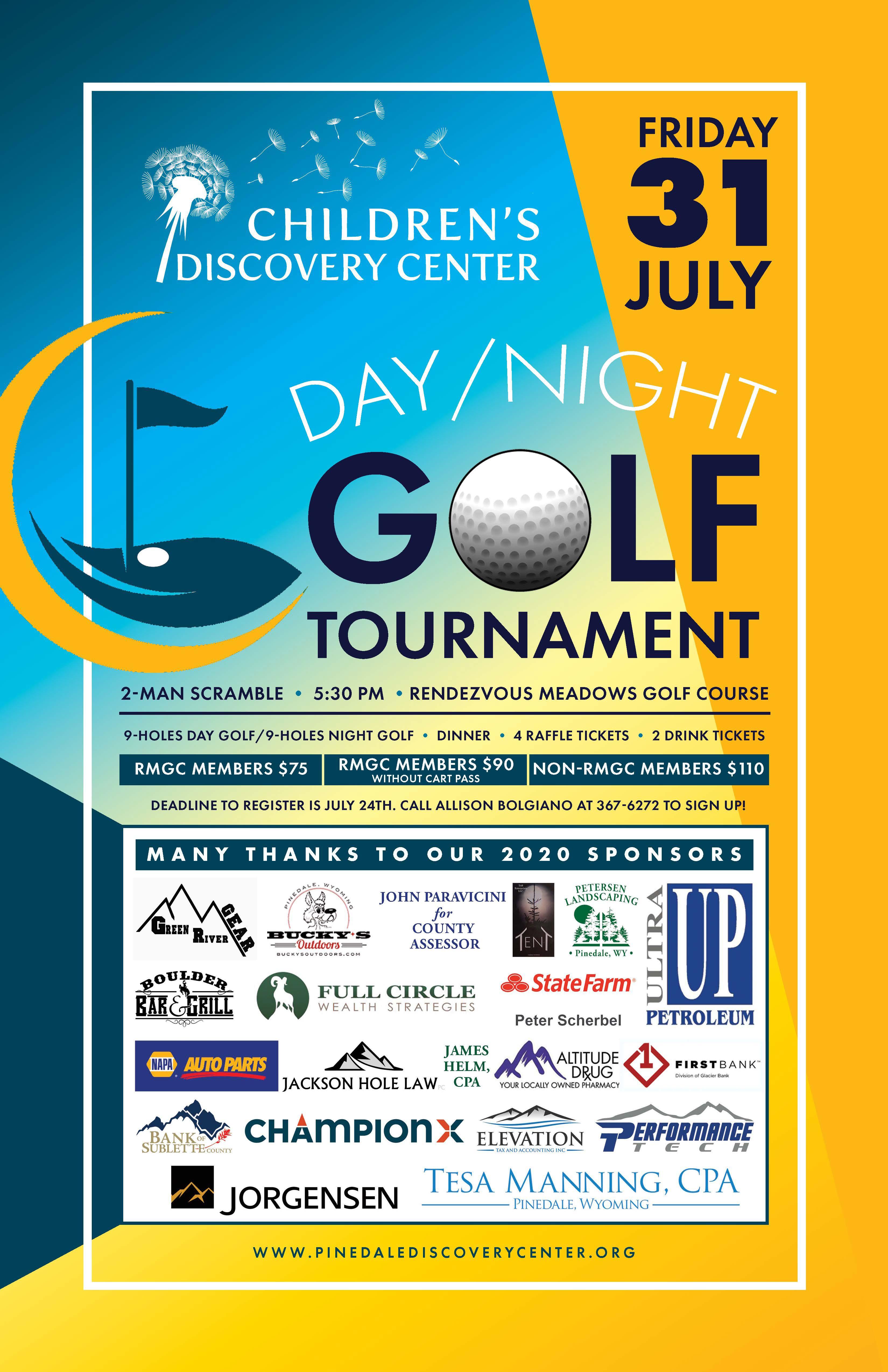 2020 Day Night Golf