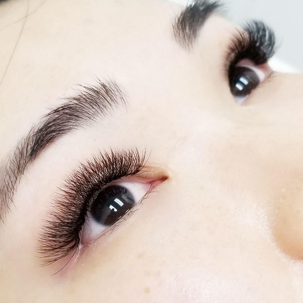long eyelash extensions san jose