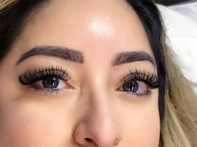 false eyelash extensions saratoga