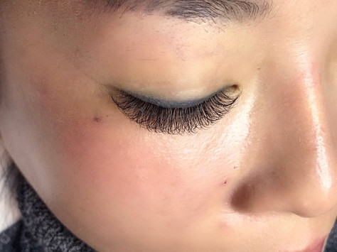 volume eyelash extensions saratoga