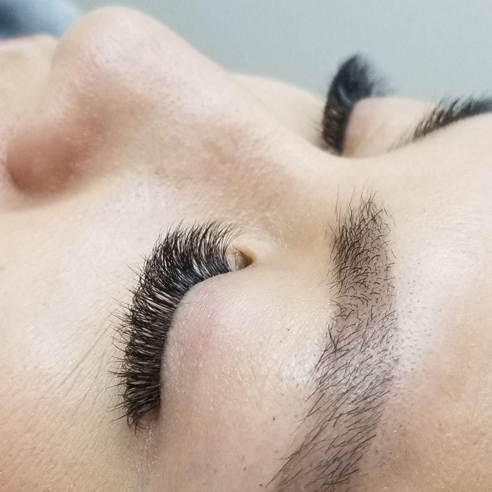 volume lash extensions saratoga