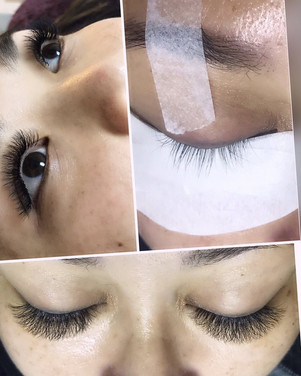 eyelash extensions saratoga