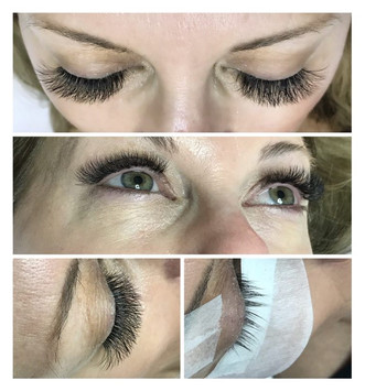 long eyelash extensions saratoga