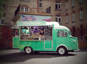 Kitchenette Food Truck Locations