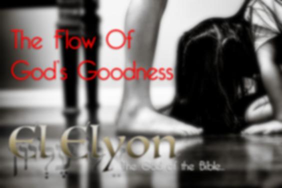 The Names Of God - El Elyon - The Most Hight God
