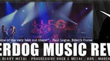 """Dead Of Winter"" Gets 4.0/5.0 From Dangerdog Music Reviews"