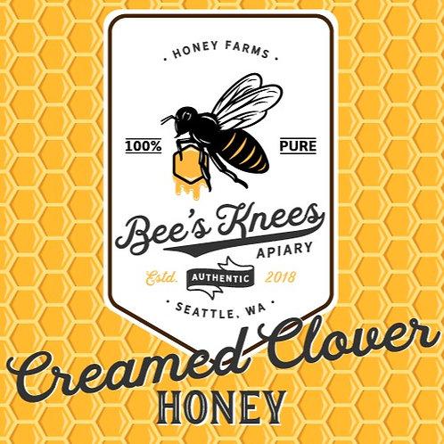Creamed Clover Honey