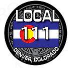 lBEW Local 111 Logo