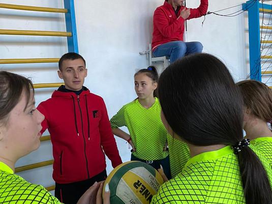 Волейбольний турнір ім.О.Зайця