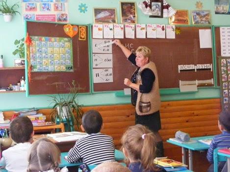 Тиждень Рідної мови в початкових класах
