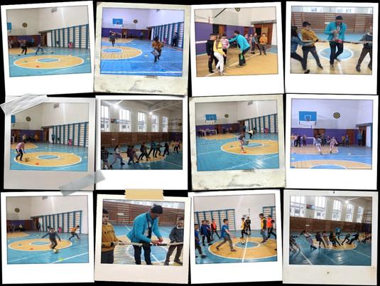 Спортивні заходи до Дня захисту дітей