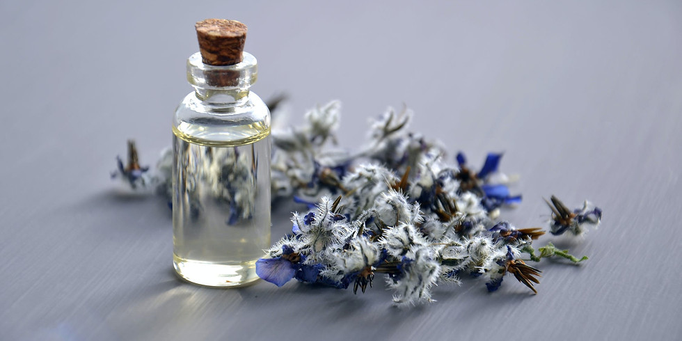 Self-Care with Essential Oils