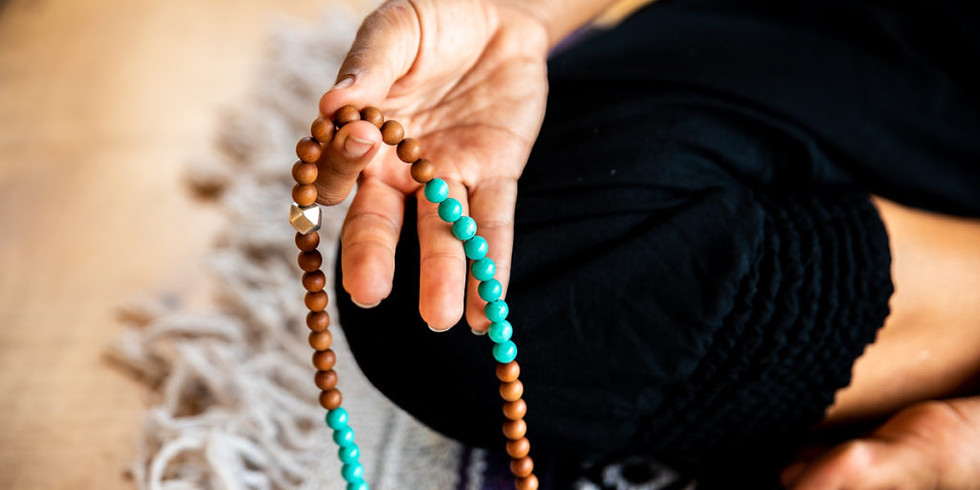 Manifesting with Malas & Mantras