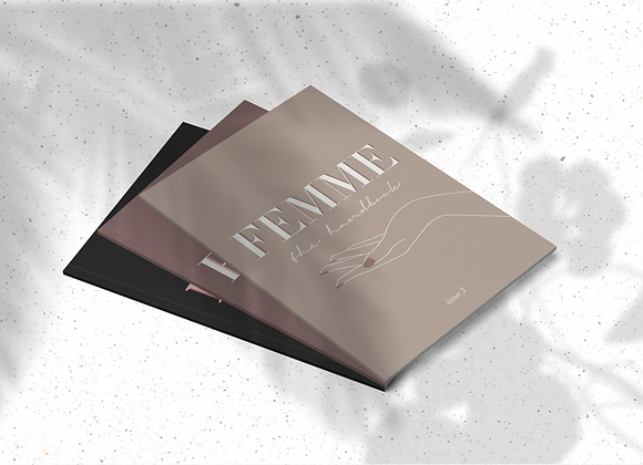 Femme Handbook Trilogy | Print | Limited Edition