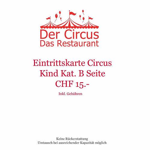 Circusvorstellung Kind Kat.B Seite
