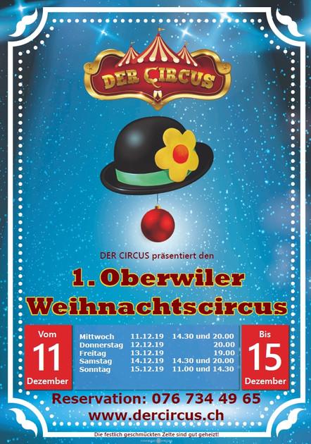 Oberwil Plakat