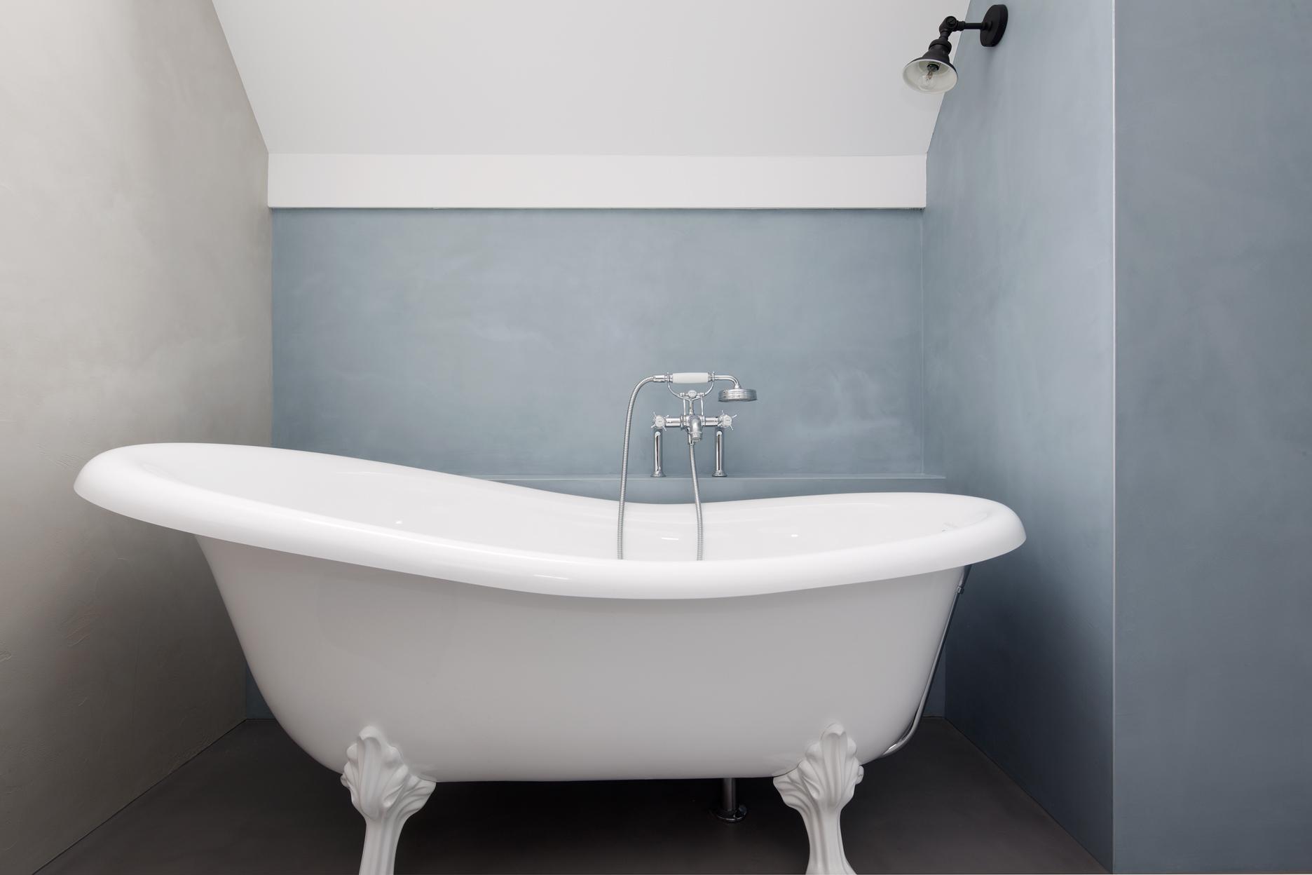Badezimmer neu Fugenlos