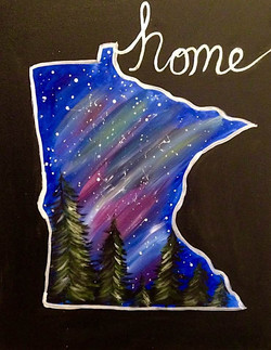 Starry MN Home