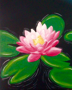 Wonderful Waterlily