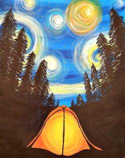 Starry Camp
