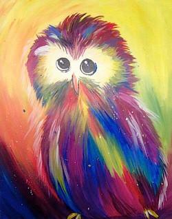Crazy Owl