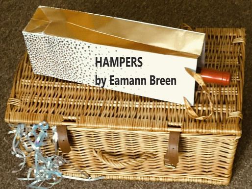 Monday 23 November, 7.30pm : Hampers / The Play of Light
