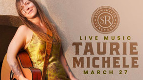 LIVE MUSIC w/ Taurie Michele