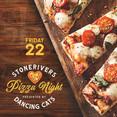 FRIDAY NIGHT PIZZA!