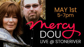 LIVE MUSIC w/ Mercy Duo