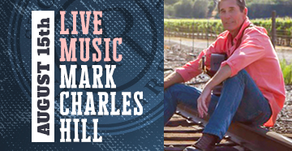 *CANCELED* LIVE MUSIC w/ Mark Charles Hill
