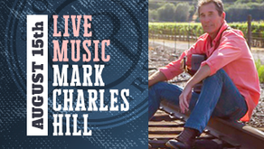 *CANCELED* LIVE MUSIC w/ Mark Charles Hill