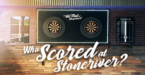 2 Steel-Tip Dart Boards Added to StoneRiver!