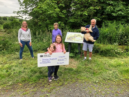 Evie Gives Back to Local Charities