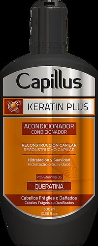 CONDICIONADOR CAPILLUS KERATIN PLUS 300 ML