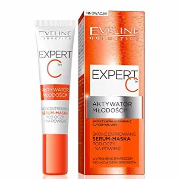 EXPERT C SERUM MASK EYE AND EYELID 15ML